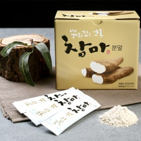 뿌리깊은 안동 참마분말 30포 마가루 / 참마가루 / 스틱형