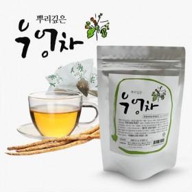 뿌리깊은 우엉차 / 15티백 5팩 100%(국내산)