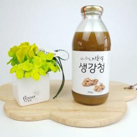 안동에서 보내온 사돈댁 생강청 600g /국내산/안동생강/선물용
