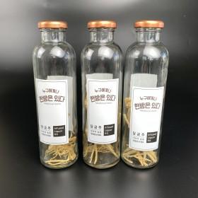 인삼 담금주 키트 500ml 누구에게나 한방은 있다.